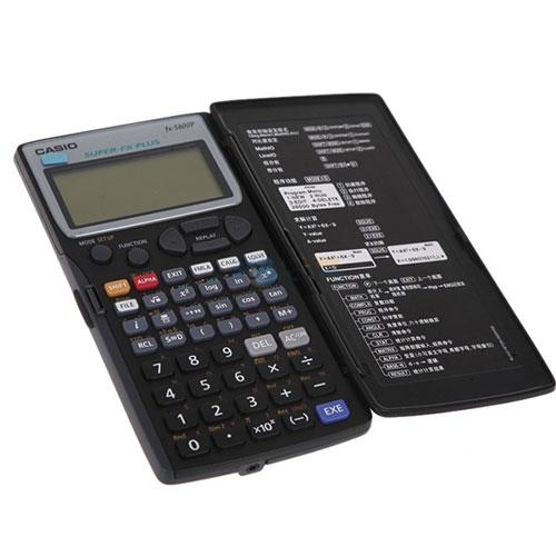 نحوه انجام یک رگرسیون ساده با استفاده از ماشین حساب CASIO