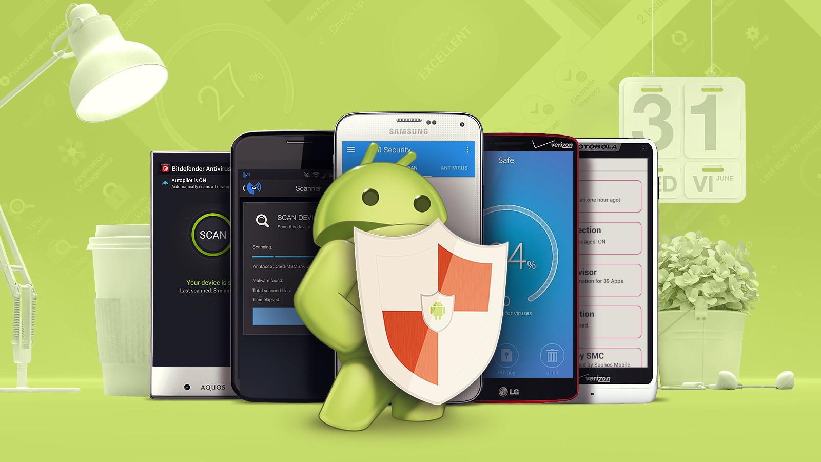 بدافزارها و ویروس ها در گوشی های هوشمند