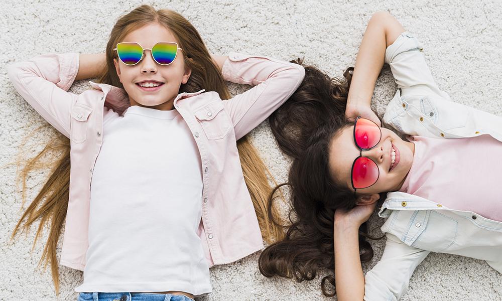 نکات طلایی جهت خرید عینک آفتابی برای کودکان