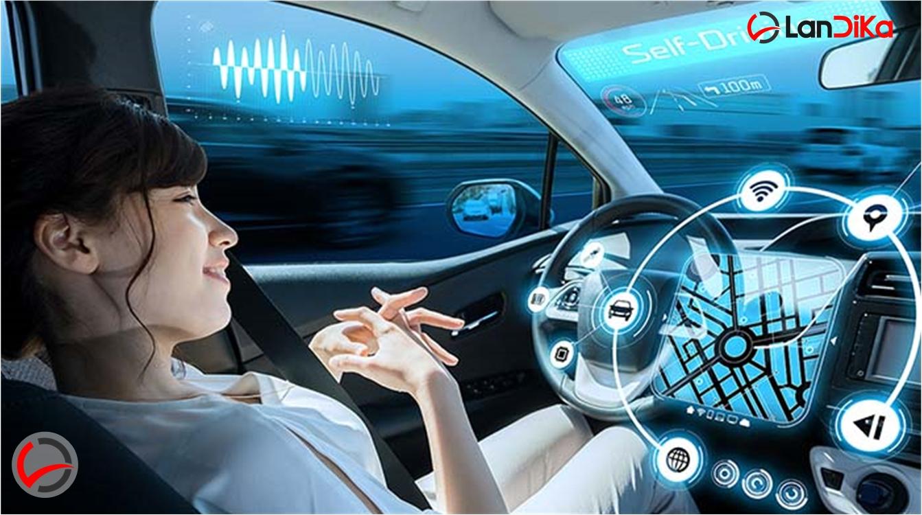 خودروهای خودران و حمل و نقل هوشمند
