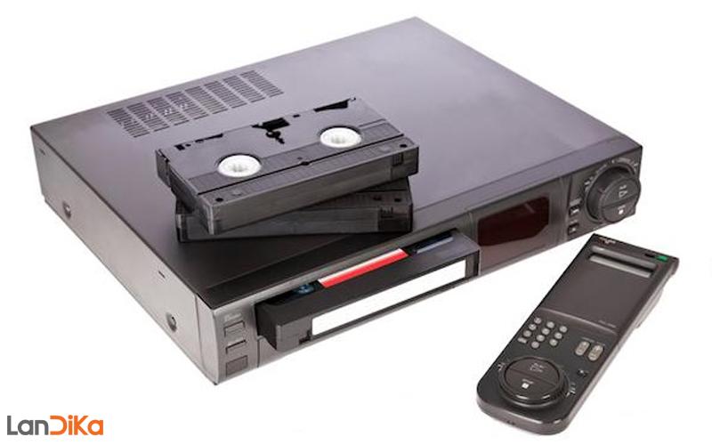 نوار VHS یا فیلم ویدئو