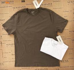 تیشرت آستین کوتاه مردانه Lc Wikiki کد 12LC275