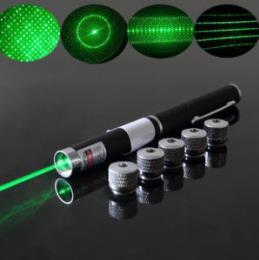 لیزر 5 سر پوینتر سبز نایت اسکای 10 میلی وات
