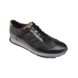 کفش چرم طبیعی517 بندی