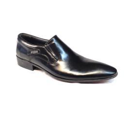 کفش چرم طبیعی 1396 ورنی مات