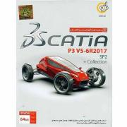 نرم افزار CATIA P3 V5-6R2017 SP2 Callection