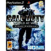 بازی پلی استیشن CALL OF DUTY: WORLD AT WAR نشر گردو