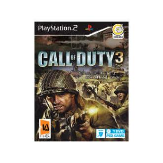 بازی پلی استیشن Call of Duty 3 نشر گردو