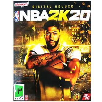 بازی NBA 2K20 Digital Deluxe مخصوص pc