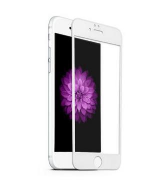 محافظ صفحه نمایش گلس رنگی تمام صفحه آیفون Apple iphone 6 - 6S