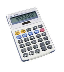 ماشین حساب شارپ مدل EL-421M