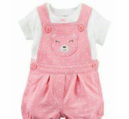 لباس کودک کارترز