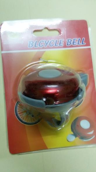 زنگ هشدار دوچرخه با بدنه فلزی