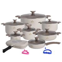 سرویس پخت و پز 18 پارچه وون مدل bismark