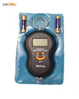 ترازو دیجیتال 50کیلو گرمی طرح لبخند electronic scale