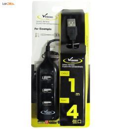 هاب یو اس بی 4 پورت ونوس Venous HUB USB PV-H010
