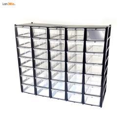 جعبه قطعات 35 کشو (5در7)
