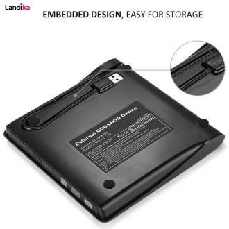 درایو DVD اکسترنال مدل SDRW08D-U
