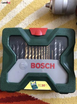 مجموعه 30 عددی سری پیچ گوشتی و مته بوش مدل 2607019324