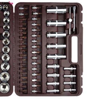 مجموعه 108 عددی آچار و سری بکس و پیچ گوشتی اسرانوی مدل A1-DX108 mr1