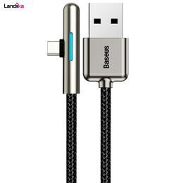 کابل تبدیل USB به USB-C باسئوس مدل CAT7C-C طول 2 متر