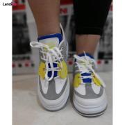 کفش کتانی زنانه مدل فشن کد 2040