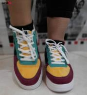 کفش کتانی زنانه مدل نایک کد 24