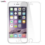 محافظ صفحه نمایش گلس ضد ضربه تمپرد مناسب برای گوشی موبایل اپل آیفون 4