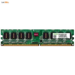 رم دسکتاپ DDR3 تک کاناله 1333 مگاهرتز کینگ مکس ظرفیت 2 گیگابایت