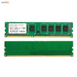 رم دسکتاپ DDR3 تک کاناله 1333 مگاهرتز CL9 گیل مدل Pristine ظرفیت 4 گیگابایت