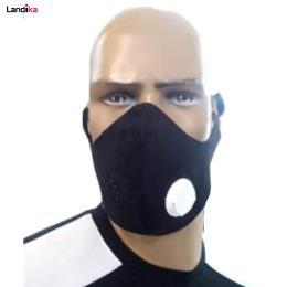 ماسک تنفسی فیلتردار نیاک مدل تاکتیکال