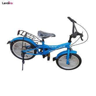 دوچرخه شهری مورگان سایز 16