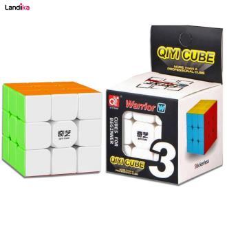 مکعب روبیک حرفه ای مدل qiyi cube