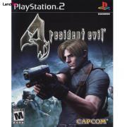 بازی Resident Evil 4 برای کنسول پلی استیشن ۲