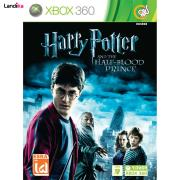 بازی Harry Potter and the Half-Blood Prince مخصوص XBOX 360