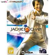 بازی JAKIE CHAN ADVENTURES مخصوص پلی استیشن 2