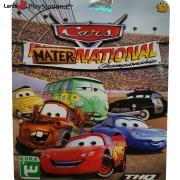 بازی Cars Mater National Championship مخصوص PS2