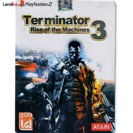 بازی Terminator 3 مخصوص PS2