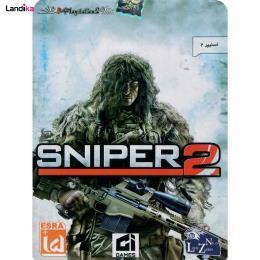 بازی Sniper 2 مخصوص PS2