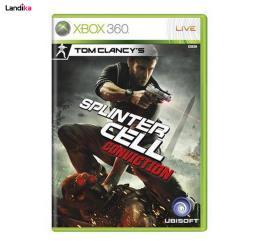 بازی Splinter Cell Conviction مخصوص ایکس باکس ۳۶۰
