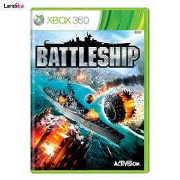 بازی BATTLESHIP مخصوص ایکس باکس 360