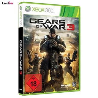 بازی GEARS OF WAR 3 برای کنسول ایکس باکس ۳۶۰