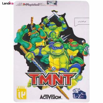 بازی TMNT مخصوص PS2