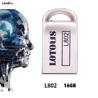 فلش مموری لوتوس USB 2.0 مدل L802 ظرفیت 16 گیگابایت