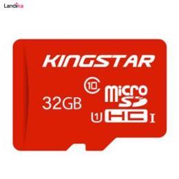 کارت حافظه microSDHC کینگ استار کلاس 10 استاندارد UHS-I U1 سرعت 85MBps همراه با آداپتور SD ظرفیت 32 گیگابایت