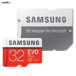 کارت حافظه microSDHC سامسونگ مدل Evo Plus کلاس 10 استاندارد UHS-I U1 سرعت 95MBps ظرفیت 32 گیگابایت