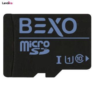 کارت حافظه microSDXC بکسو کلاس 10 استاندارد UHS-I U1 سرعت 45MBps ظرفیت 32 گیگابایت