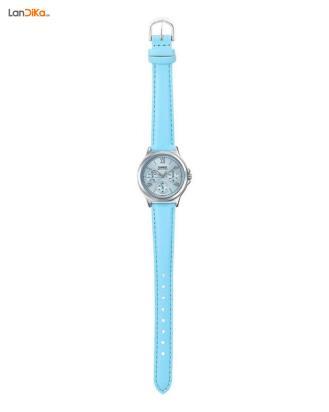 ساعت مچی عقربه ای زنانه کاسیو مدل LTP-V300L-2A3UDF