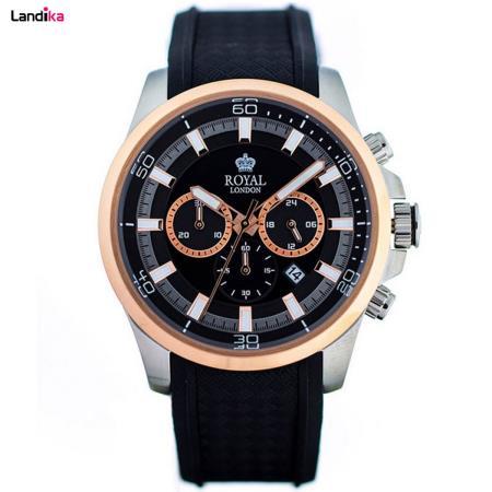 ساعت مچی عقربه ای مردانه رویال لندن مدل RL-41375-02