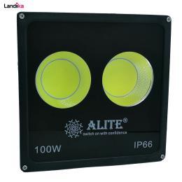 پروژکتور سی او بی 100 وات ای لایت کد COB10